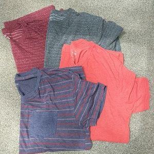 Lot of 4 Men's Medium T Shirts